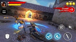 Iron Blade - Medieval Legends ▶️Android iOS GamePlay HD # 1 | New Android iOS Games 2017 | Gameloft