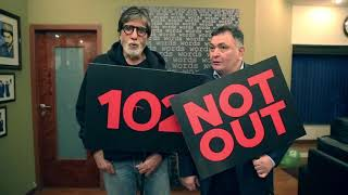 102 Not Out | Teaser Out Tomorrow | Amitabh Bachchan | Rishi Kapoor | Umesh Shukla