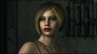 Black Widow Costume Mod Claire (Mix) Walkthrough [Part 3] - Resident Evil 2 Remake