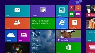Windows 8  /  8.1 Start Screen Tiles