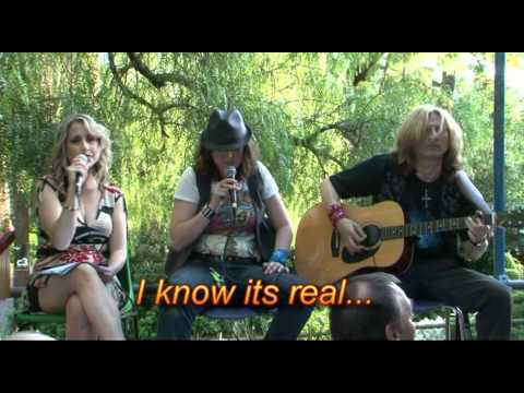 JEWEL HEART & THE ARCHANGELS LENTIL AS ANYTHING GIG...PART1