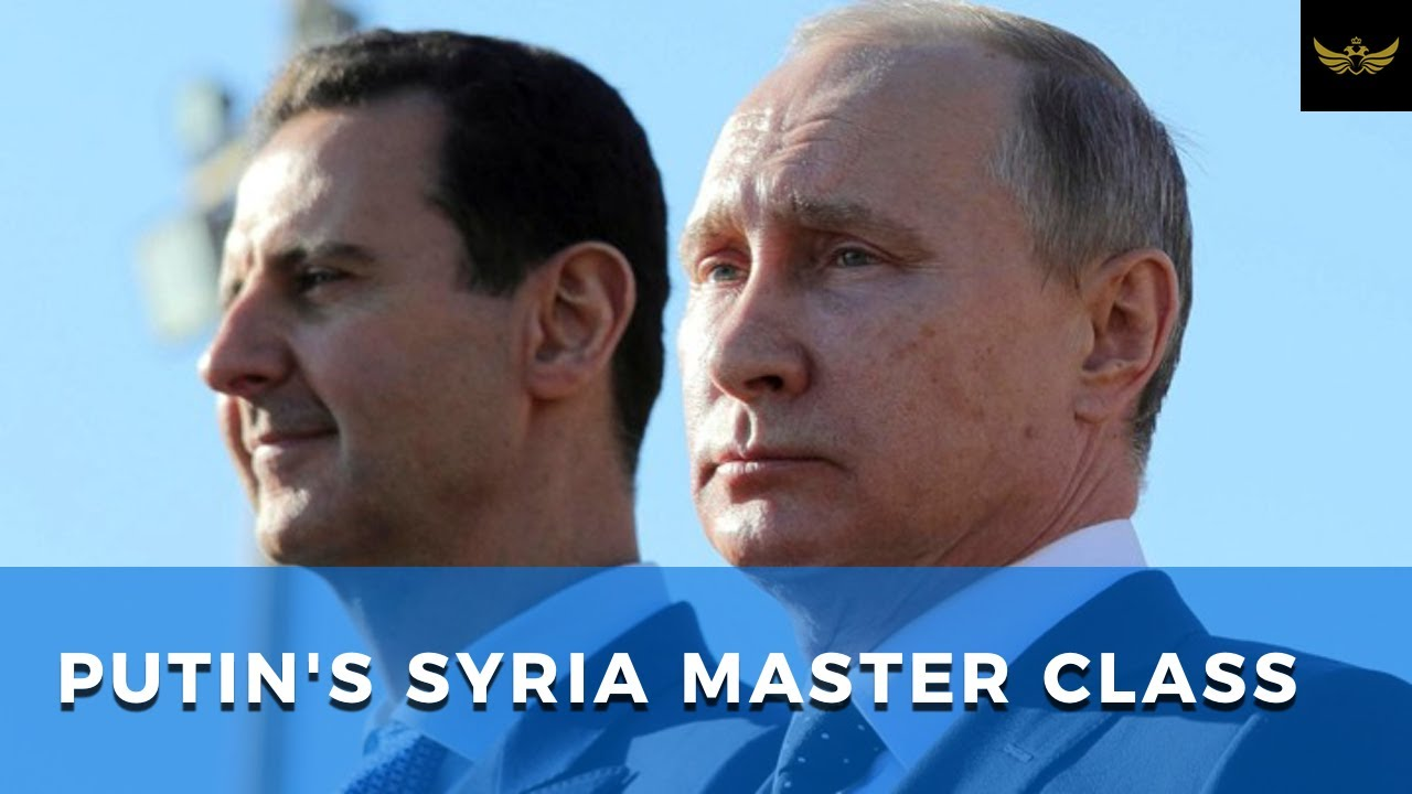 Putin's Syria Master Class Signals End of Regime Change Wars