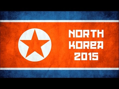 North Korea 2015 Summer Tour