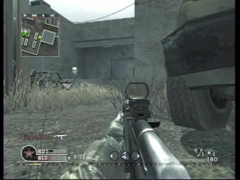 Call of Duty 4-Headquarters#1 [Ak-47]