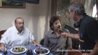 Greek Dinner Prank - The Prankster