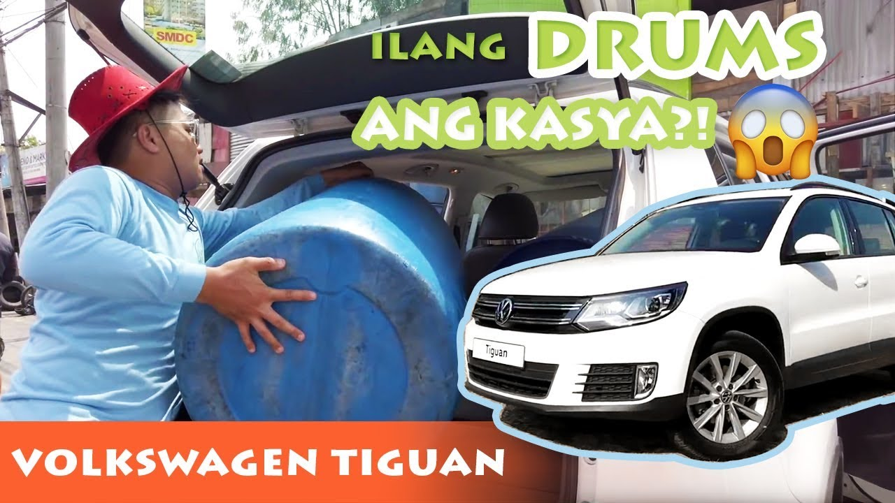 2018 Volkswagen Tiguan (Driving a point on water shortage)