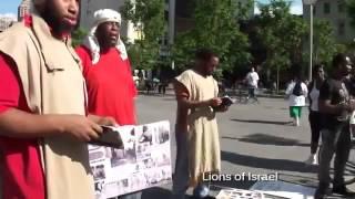 banlawya -rebukes a cowardly negreo