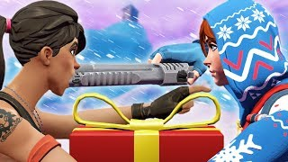 WHO WINS IN 1VS1 BUILD BATTLE ON FORTNITE A SKIN, PERDE 10-0 BUT I DECIDO OF...