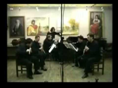 Vladimir Sidorov - Quintet for flute, oboe, clarin | BeSonic