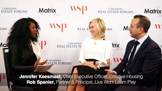 Matrix360 RealLeader Series: Jennifer Keesmaat & Rob Spanier