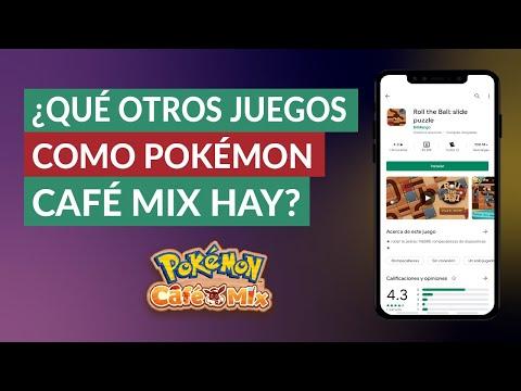 ¿Qué Otros Juegos como Pokemon Café Mix hay? - Jugar a Juegos Parecidos