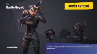 [FR/Ps4/Live] Friday Morning Fortnite with Illegal!! CORBEAU Skin
