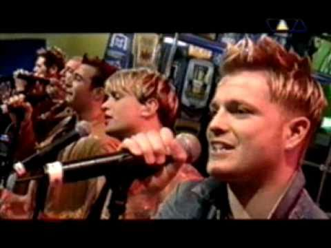 Westlife - What makes a man LIVE