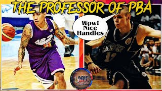 """Meet The """"Professor of PBA"""" - Eloy Poligrates"""
