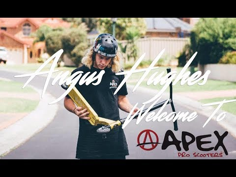 ANGUS HUGHES | WELCOME TO APEX