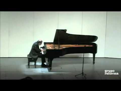 Boris Berman en concierto