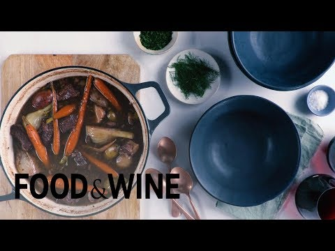 Lamb Stew With Root Vegetables | Recipe | Food & Wine