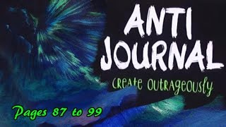 Anti Journal || Fill this page with beauty || pages 87 to 99(Anti-Journal by David Sinden & Nikalas Catlow Join the amazing and creative community on Instagram @antijournal https://instagram.com/antijournal Follow my ..., 2016-05-03T21:56:13.000Z)