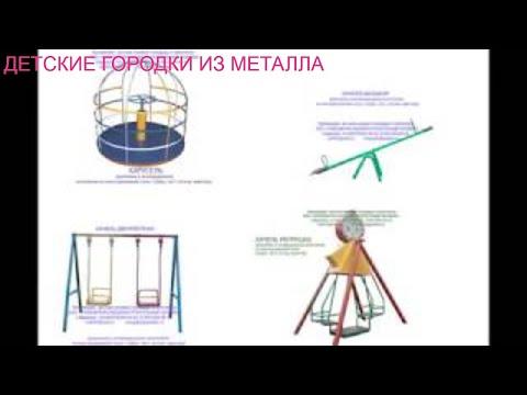 ДЕТСКИЕ ГОРОДКИ ИЗ МЕТАЛЛА. г. ВОРОНЕЖ. РОССИЯ.из YouTube · Длительность: 2 мин25 с