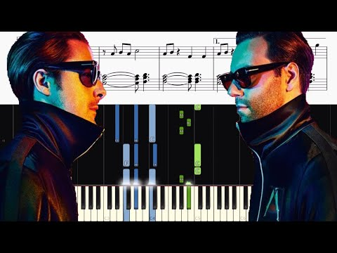 Axwell /\ Ingrosso - More Than You Know - Piano Tutorial + SHEETS