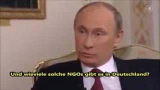 Ken Jebsen & Wladimir Putin  Wir werden von den Medien verarscht1