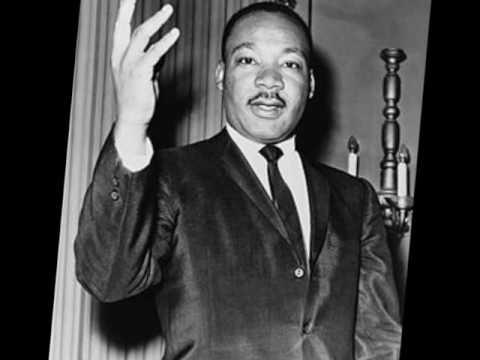 Protesta de negros en Estados Unidos. Década del 60.