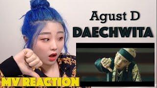Baixar 대취타 (DAECHWITA) Agust D 뮤비 리액션 MV REACTION (Eng)