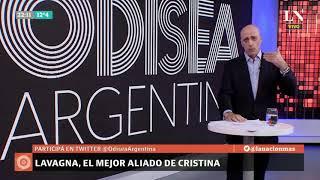 Carlos Pagni: Lavagna, el mejor aliado de Cristina - Editorial - Odisea Argentina