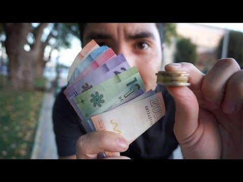 Dinero en CHILE, ¿Que se puede COMPRAR?
