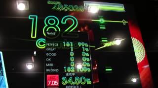 ハイスピ...7.0 DARK HALF リバース無 判定あり G,NOV・・・1.65 B,NOV...