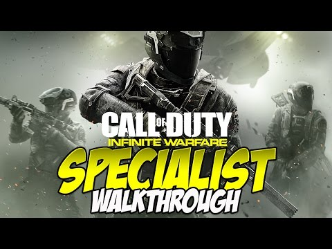 Call of Duty: Infinite Warfare | Specialist Walkthrough | 3: Port Armor