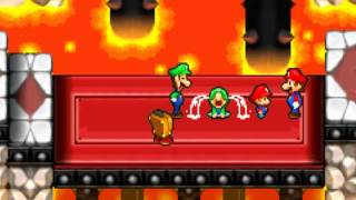 Mario & Luigi - Partners in Time ep. 2 BABY BOWSER