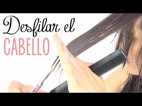 Tecnicas de corte de cabello libro