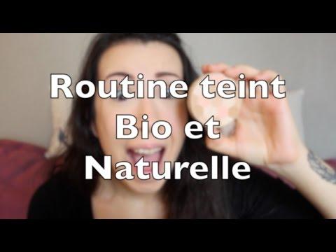 Routine Teint Bio et Naturelle