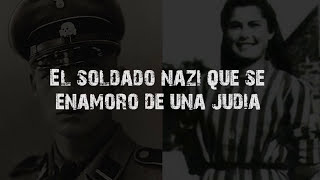 Gambar cover El soldado NAZI que se enamoro de una JUDIA