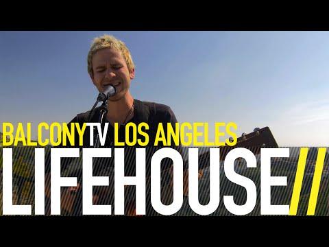 LIFEHOUSE - HURRICANE (BalconyTV)