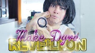 Maquiagem para o Réveillon (MeGusta)