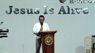 Pr  BABU CHERIAN 1 Leadership Meeting Jesus is Alive Global Worship Centre Kottarakara -