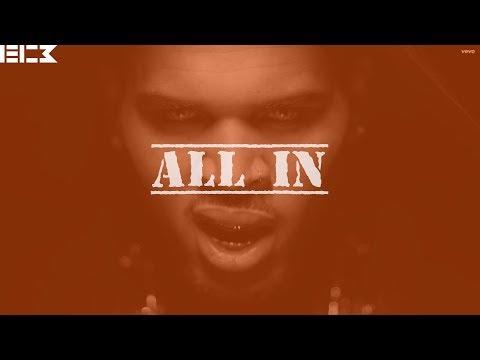 "[FREE] Chris Brown X Jhene Aiko X Bryson Tiller X Rihanna Type Beat 2018 - ""All In"" Prod. By EC3"