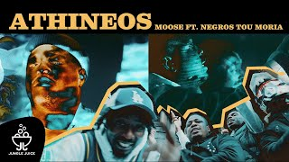 Moose - Athineos feat. Negros Tou Moria | Official Video Clip
