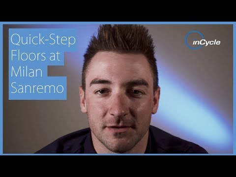 Quick-Step Floors At Milan-San Remo | InCycle