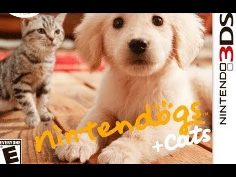 Nintendogs And Cats Toy Poodle Walkthrough
