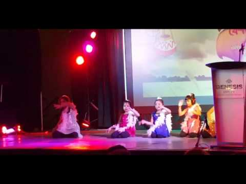Ei Chotto chotto paye Bangoli kids,Dance performance By Pinky Dance choreography , Canada_Calgary