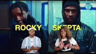 MOM REACTS TO A$AP Rocky - Praise The Lord (Da Shine) (Official Video) ft. Skepta