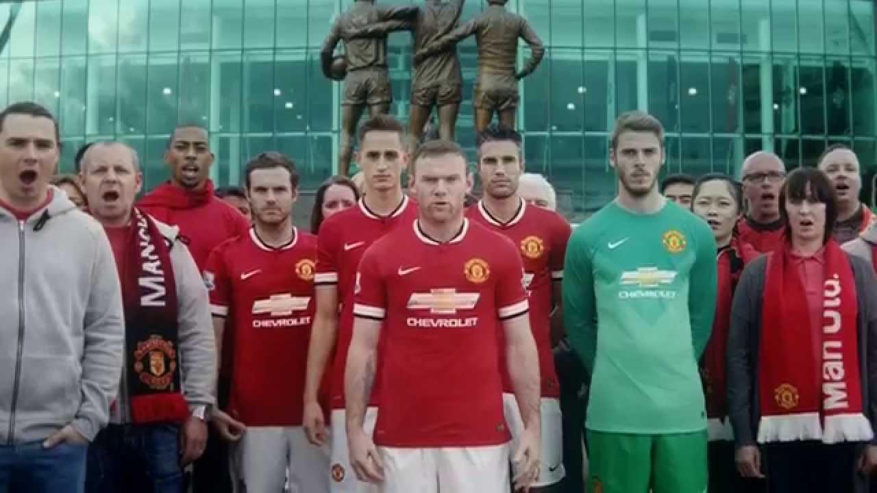 Download Glory Glory Man United -- HD