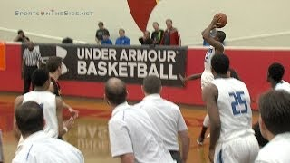 Habib N'Garnim '14 Buzzer Beater to Force OT, UA Holiday Classic, 12/28/13