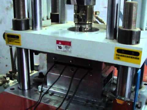 Techno Machines India - 2 Pin Plug Molding Machine