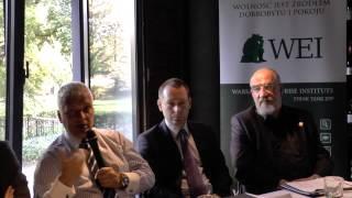 Debata WEI: Jak zmienić system podatkowy ? 1/2