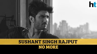 Actor Sushant Singh Rajput commits suicide at Mumbai residence