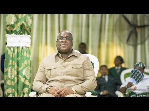 DR Congo: New pro-president Felix Tshisékedi government established